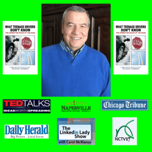 "Paul Zientarski – Author of ""What Teenage Drivers Don't Know – The Unwritten Rules of the Road"""